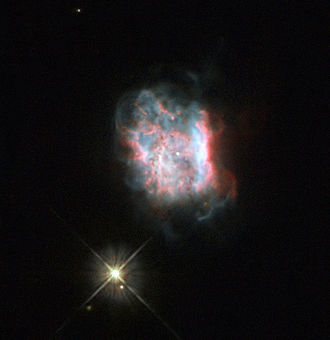 Double star - Image: Masquerading as a double star