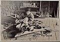 Master Wood Carver at Work in Japan (1914 by Elstner Hilton).jpg