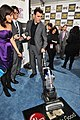 Matt Dillon with the LG Electronics Kompressor Vacuum on 25th Spirit Awards Blue Carpet held at Nokia Theatre L.A. Live on March 5, 2010 in LA.jpg