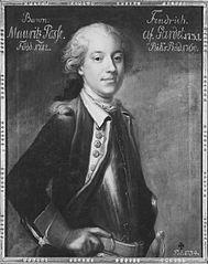 Mauritz Posse af Säby, 1712-84