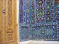 Mausolée de Touman Aka (Shah-i-Zinda, Samarcande) (6017072114).jpg