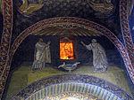 Mausoleo di galla placidia, int., lunetta con apostoli, sx 01.JPG