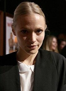 Mavie Hörbiger German-Austrian actress