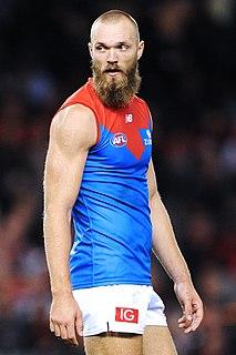 Max Gawn Australian rules footballer