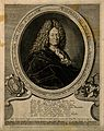 Maximilian Preuss. Line engraving by J. Tscherning, 1715, af Wellcome V0004775.jpg