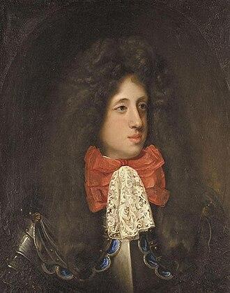 Maximilian William of Brunswick-Lüneburg - Image: Maximilian William of Brunswick Lüneburg