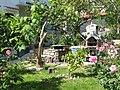 May Garden - Apartments Kurelić, Supetarska Draga, Rab - panoramio.jpg