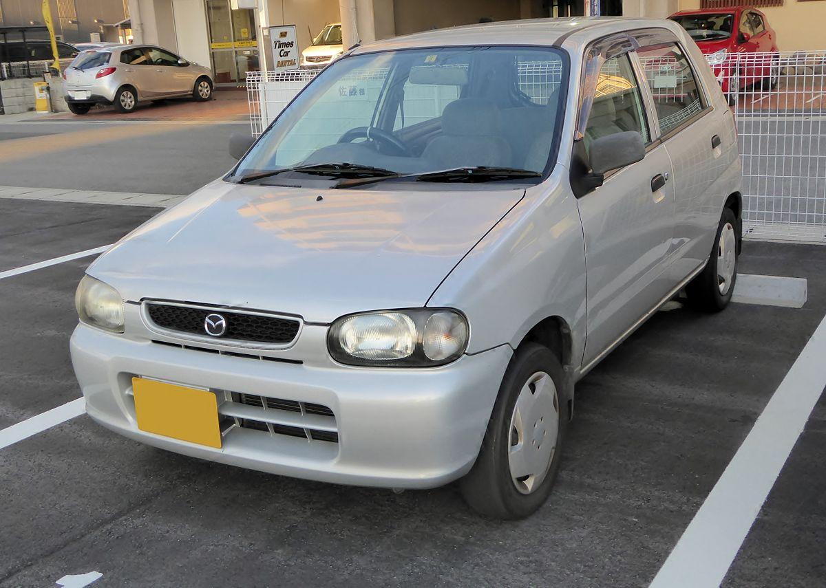 Mazda CAROL SG (HB12S) front.JPG