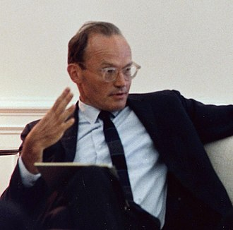 Hans Morgenthau - Morgenthau's dissent against Vietnam policy caused the Johnson administration to dismiss him as an advisor and to assign McGeorge Bundy to publicly oppose him in 1965