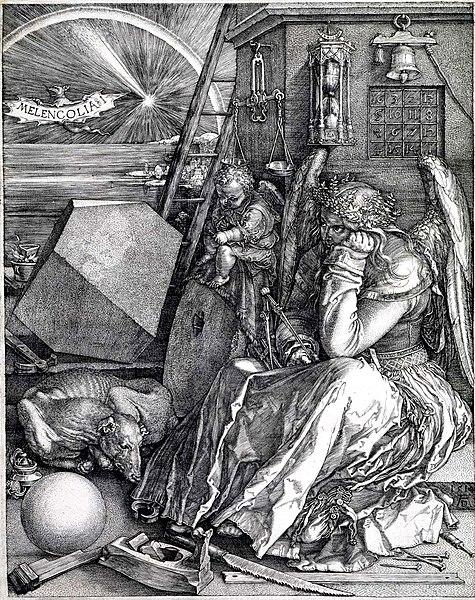 Albrecht Dürer: Melancholia