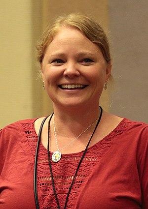 Melissa Hutchison - Image: Melissa Hutchison by Gage Skidmore