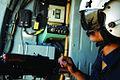 Member of AAF helicopter crew-2009.jpg