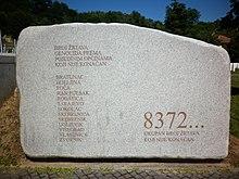 Memorijalni centar Srebrenica-Potočari6.JPG
