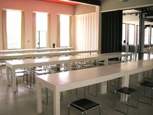 The Mensa Cafeteria Dessau