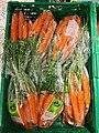 Meny supermarket grocery store Tønsberg Norway carrots gulrøtter 2017-09-20 02.jpg