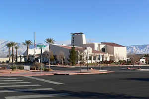 Mesquite, Nevada - Mesquite City Hall