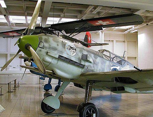 Avions de guerre, Le Messerschmitt BF 109 [DVDRIP | FRENCH] [FS] [US]