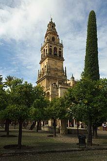 mosque cathedral of córdoba wikipedia