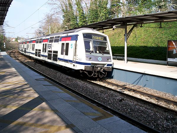 The SNCF Class Z 7500 are electric multiple units that were built by ...