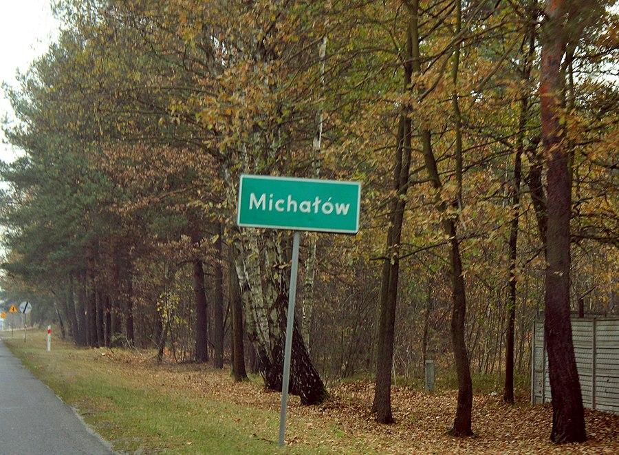 Michałów, Mińsk County