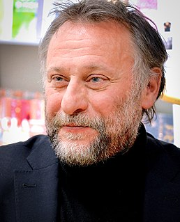 Michael Nyqvist Swedish actor
