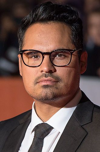 Michael Peña - Peña at the premiere of The Martian at the 2015 Toronto International Film Festival