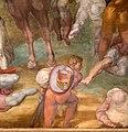 Michelangelo, conversione di saulo, 1542-45, 15.jpg