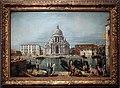Michele marieschi, la chiesa di s.m. della salute a venezia, 1740-41, 01.jpg