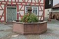 Michelstadt, Große Gasse 14, Brunnen-001.jpg