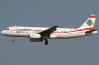 OD-MRT - A320 - MEA