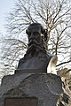 Middletown, CT - bust of Henry Clay Work 01.jpg