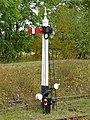 Midland Railway Stop & Shunt Signal (6097982480).jpg