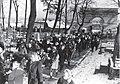 Miensk, Kalvaryja, Brama. Менск, Кальварыя, Брама (12.1943).jpg