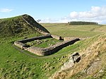 Hadrian's Wall Milecastles and Turrets