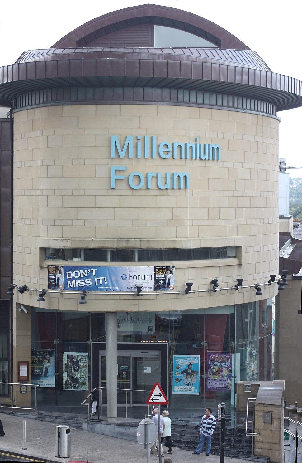 Millennium Forum (02), August 2009
