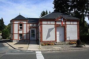 Milon-la-Chapelle - The town hall in Milon-la-Chapelle