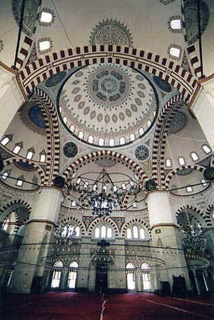 Mimar Sinan - The Ṣehzade Mehmet Mosque