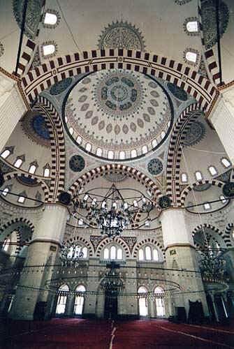 Mimar Sinan - Mosqu%C3%A9e %C5%9Eehzade Mehmet, Istanbul (02)