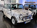 Mini Road to IMM17 Art Car by Steve Simpson at the BMW Museum - front view.jpg