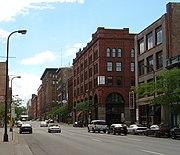 Minneapolis Warehouse District
