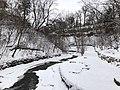 Minnehaha Falls Lower Glen Trail in winter.jpg