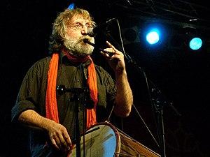 French folk music - Singer Miquèu Montanaro
