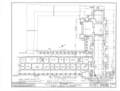 Mission Santa Barbara, 2201 Laguna Street, Santa Barbara, Santa Barbara County, CA HABS CAL,42-SANBA,5- (sheet 2 of 30).png