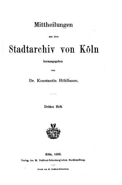 File:Mitteilungen aus dem Stadtarchiv von Köln 1883-3.djvu