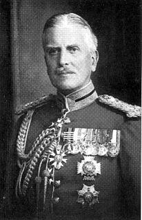 Archibald Montgomery-Massingberd Army officer