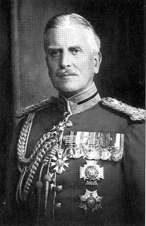 Archibald Montgomery-Massingberd - Sir Archibald Montgomery-Massingberd