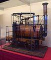 Model of the Wylam Dilly locomotive.jpg