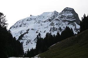 Moléson - The Moléson in winter