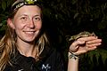 Molly with Uroplatus (15720375570).jpg