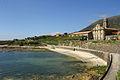 Monasterio de Santa María de Oya, playa.jpg